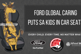 Ford Global Caring Featured