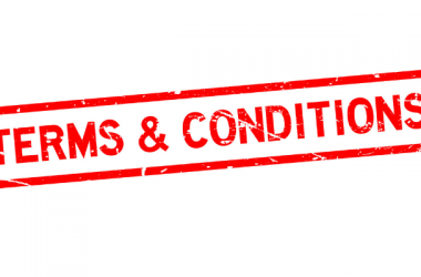 Terms and conditions Featured