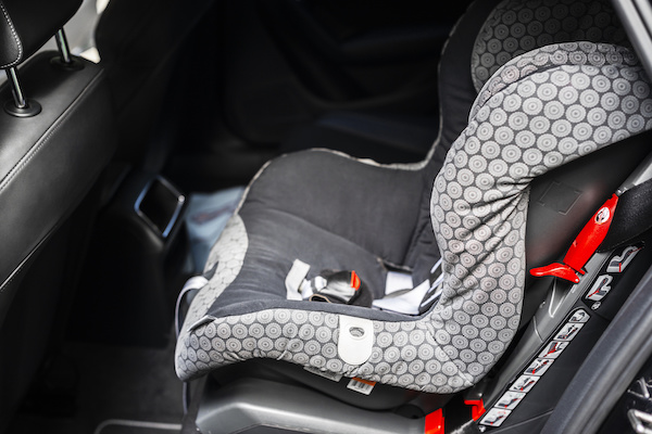 second hand car seat