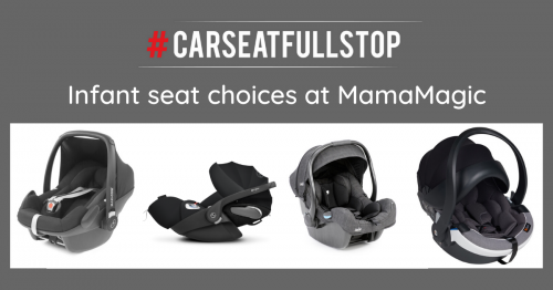 Mama Magic Baby Expo infant seats