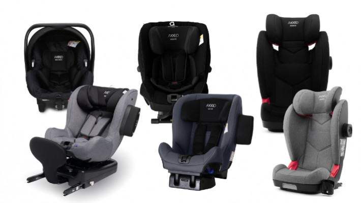 Axkid Car Seats In South Africa